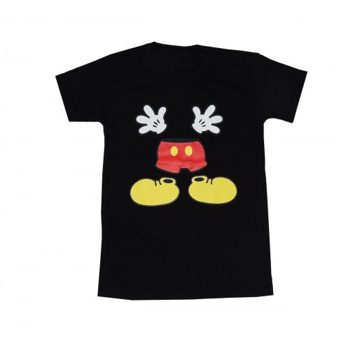 Camiseta Infantil Mickey Mouse