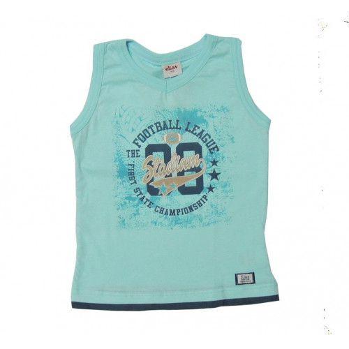 b068aefb5 Camiseta Infantil Regata Estampa de Futebol Americano