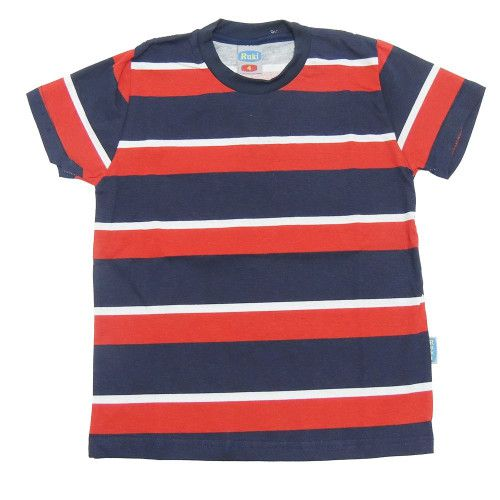 Camiseta Manga Curta Infantil Listrada