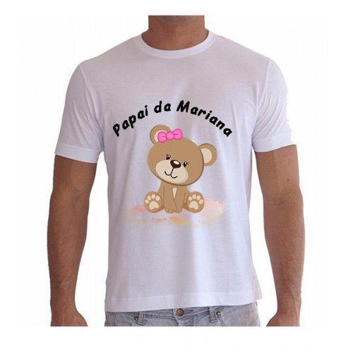 Camisetas Comemorativas Papai