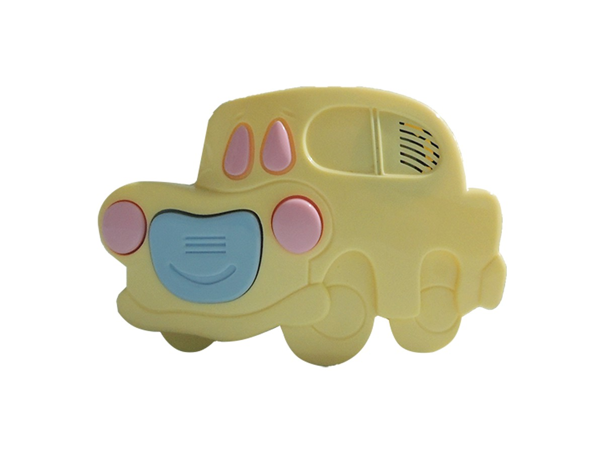 Carro Musical Baby - Mult Color