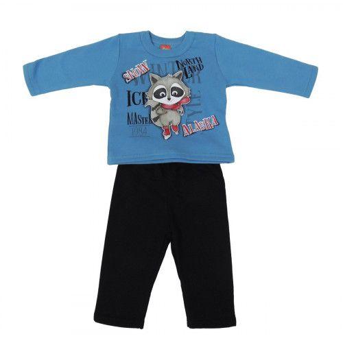Conjunto Infantil Masculino Alaska - Elian