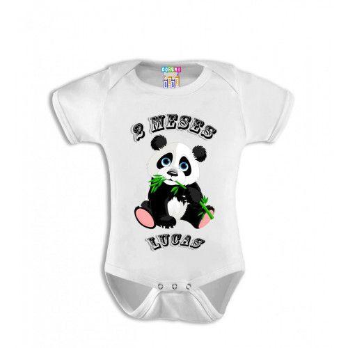 Kit 12 Bodys Bichinhos Cute - Doremi Bebê