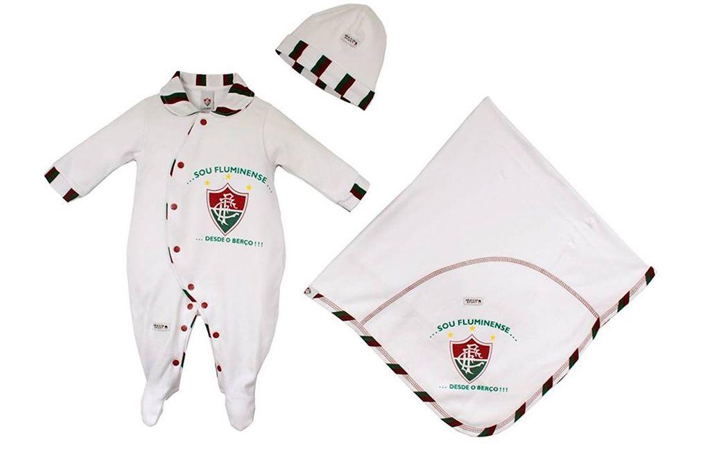 Saída Maternidade Fluminense Unissex