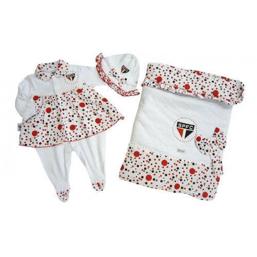 Saída Maternidade Luxo Menina Macacão e Vestido São Paulo