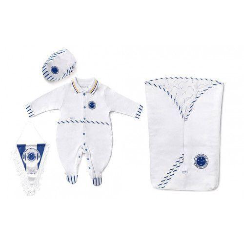 Saida Maternidade Menino Cruzeiro Luxo