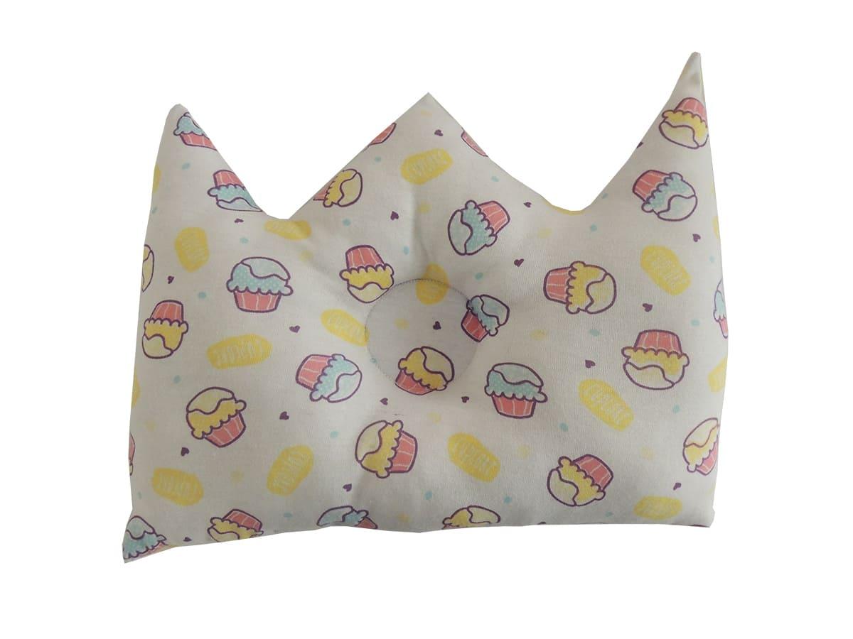 Travesseiro Anatômico Bebê CupCake