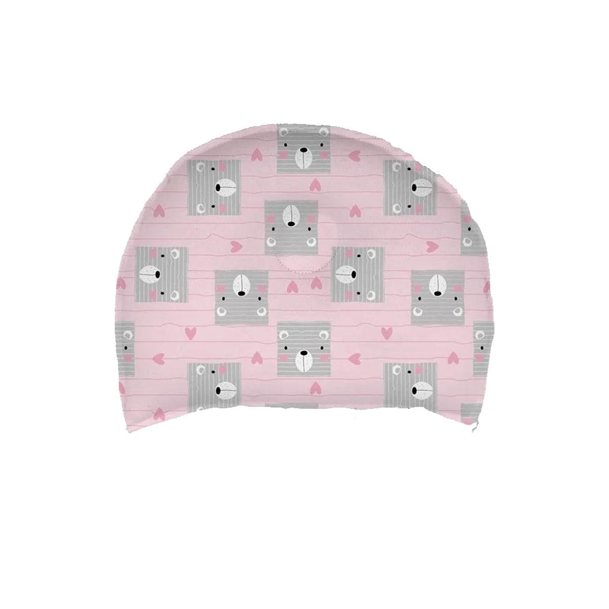 Travesseiro Anatômico de Bebê Urso