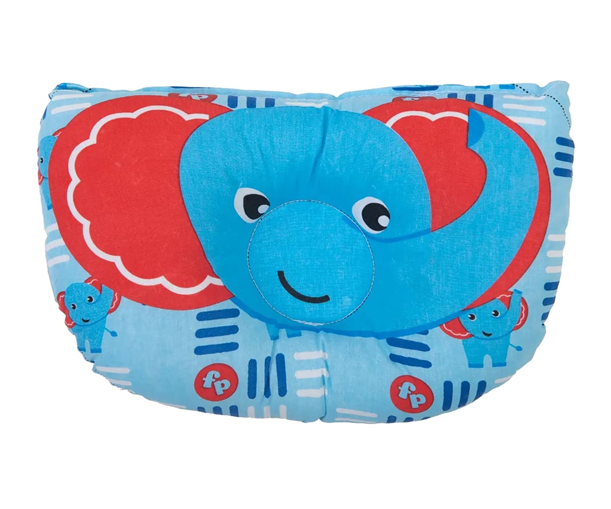 Travesseiros Anatômico Elefante Fisher Price