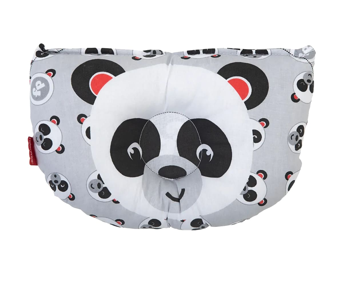 Travesseiros Anatômico Fisher Price Estampa Panda