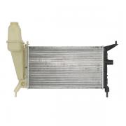 Radiador de Água Chevrolet Celta 1.0 1.4 Se Ar Com Reservatório 2000 a 2005