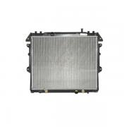 Radiador de Água Toyota Hilux 2.5 3.0 Diesel Com Ar / Sem Ar Manual 2006 a 2013