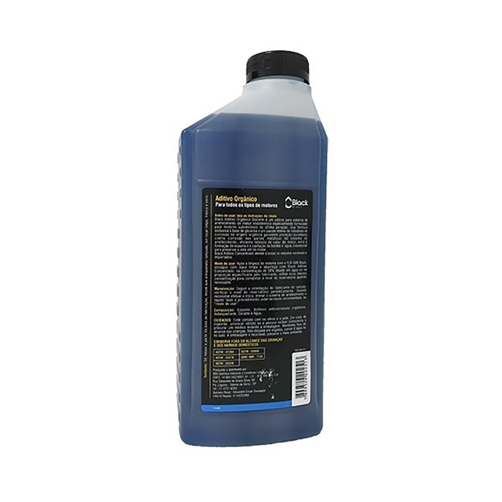 Aditivo Organico Glycerin Azul Black 1Lt