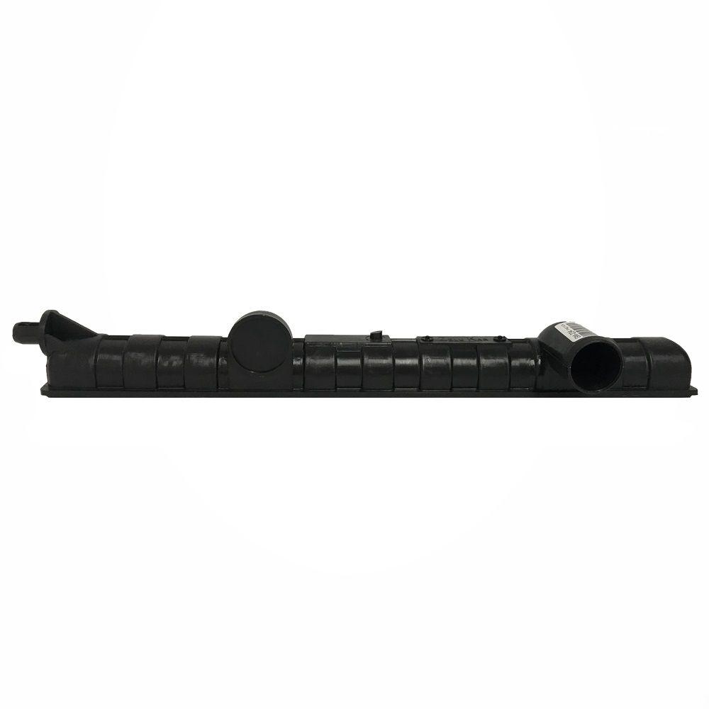 Caixa de Radiador Inferior Chevrolet S10 Gasolina 49mmx418mm