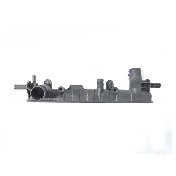 Caixa de Radiador Superior Escort Logus Pointer Sem Ar Com Bico 36mmx322mm