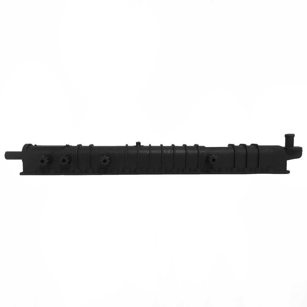Caixa de Radiador Inferior Fiat Fire Castelo 41mmx390mm