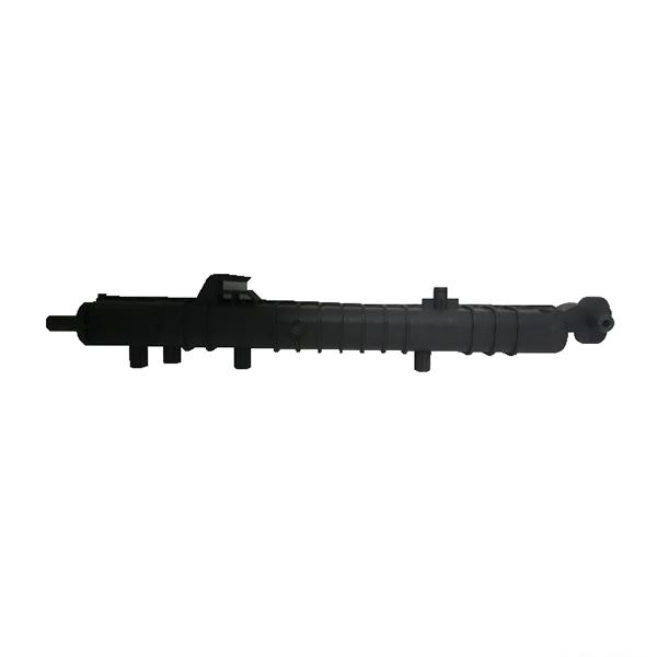 Caixa de Radiador Inferior Fiat Palio Fire Canelado 41mmx390mm