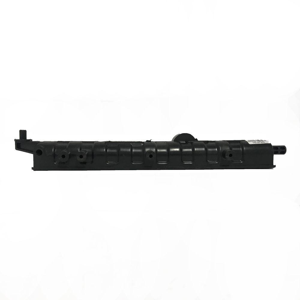 Caixa de Radiador Inferior Fiat Tempra Com Furo 47mm360mm