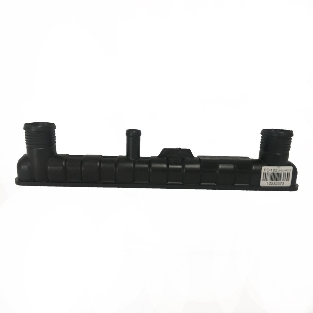 Caixa de Radiador Superior Ford Escort Hobby 32mmx323mm
