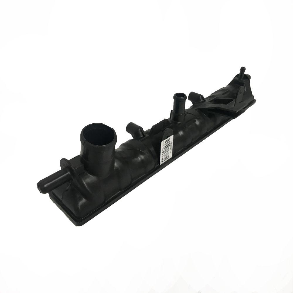Caixa de Radiador Escort / Logus Pointer Com Ar Com Bico 60mmx380mm