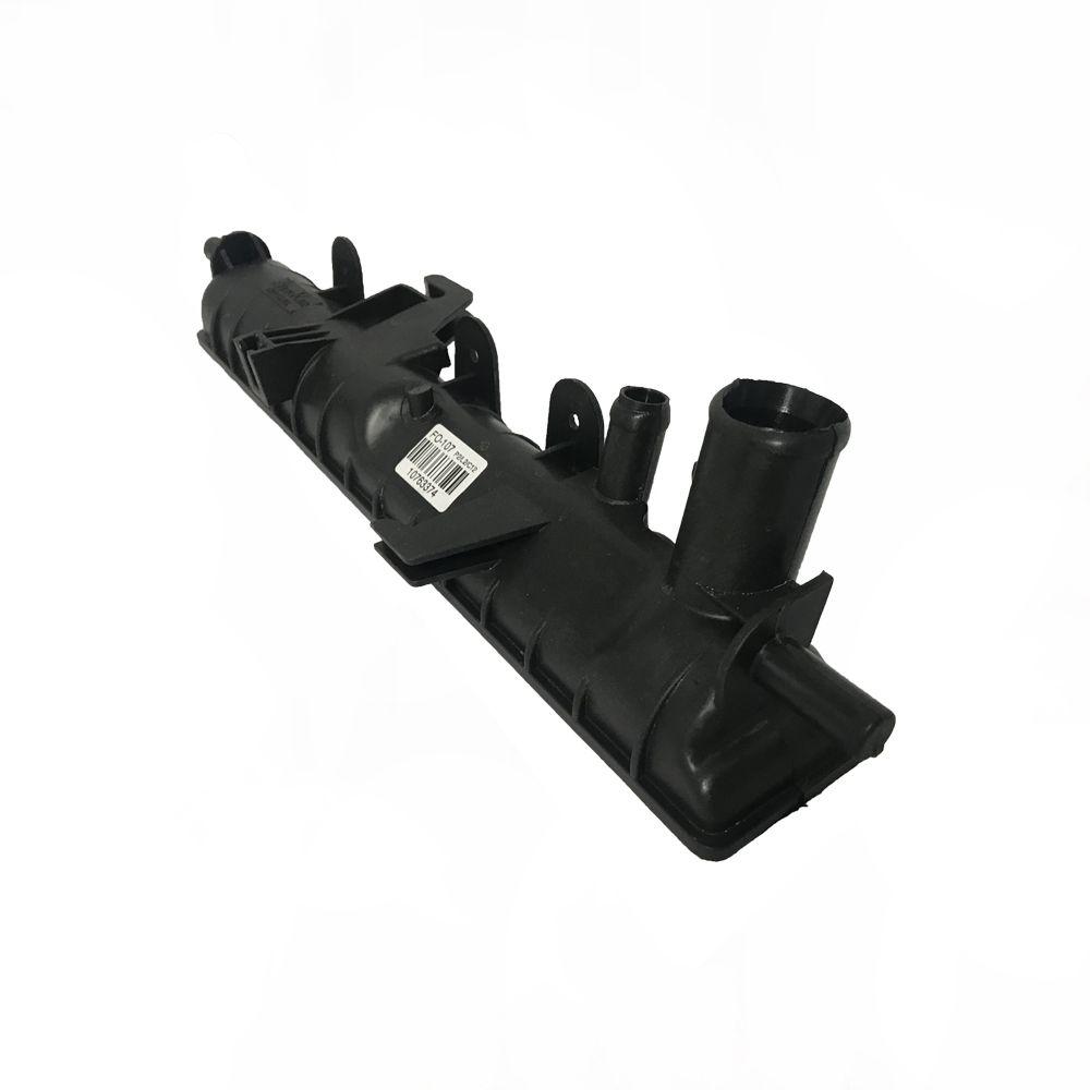Caixa de Radiador Ford Escort Zetec Superior 63mmx374mm