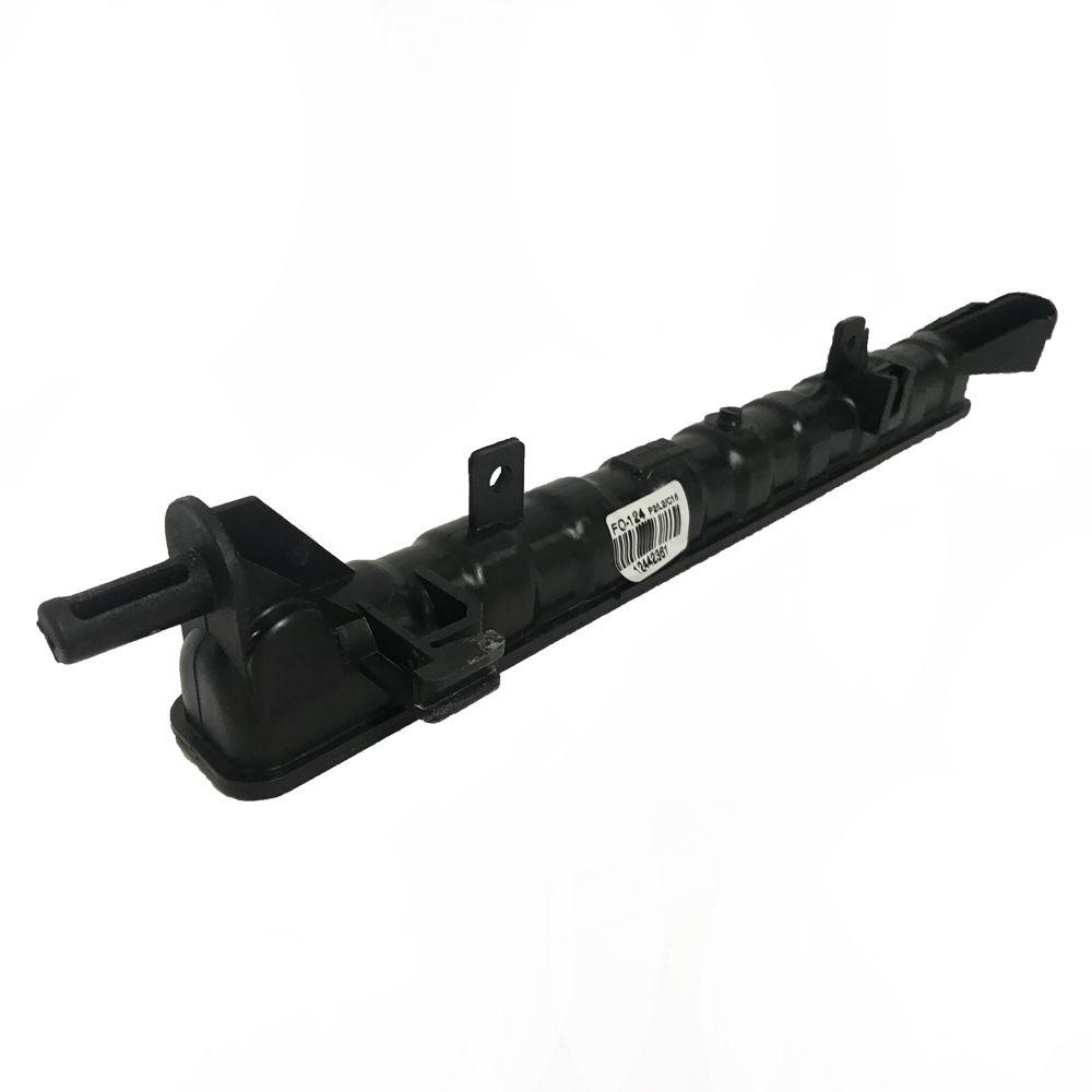 Caixa de Radiador Inferior Ford Ka Modelo Valeo Sem Bico 42mmx361mm