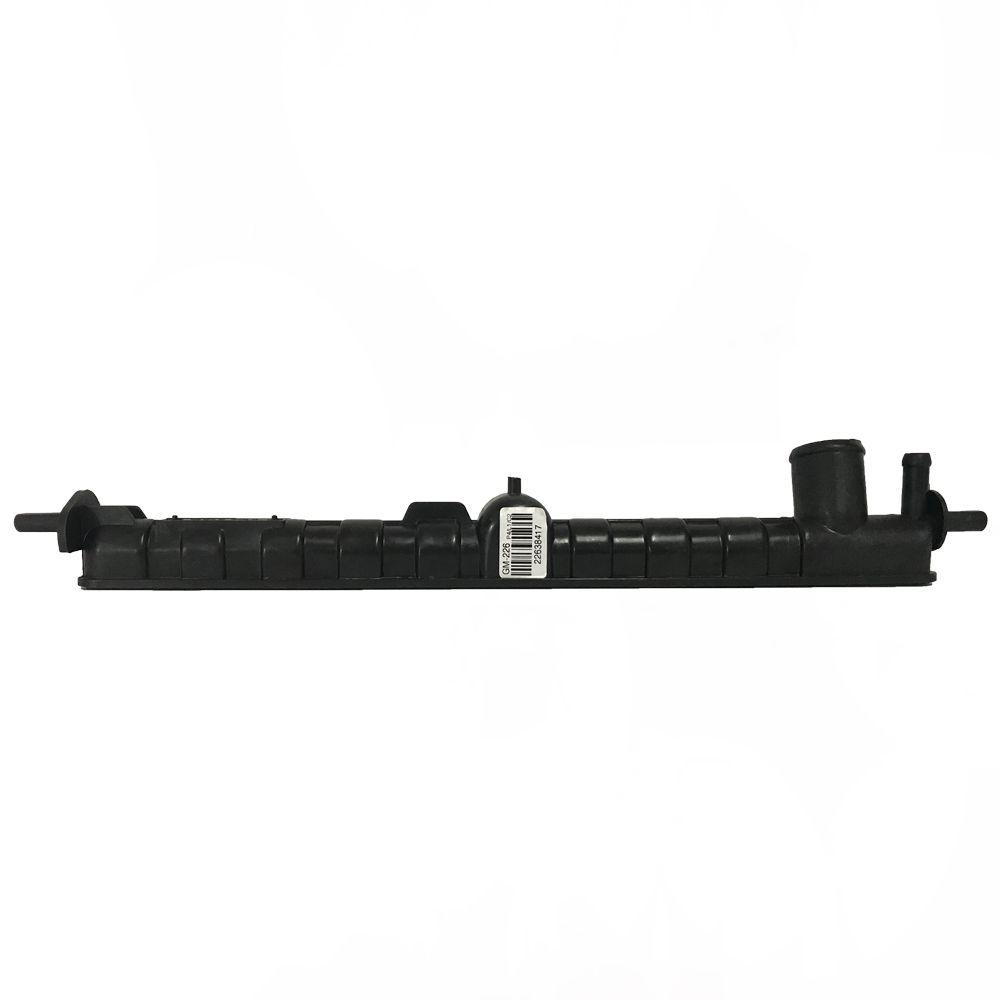 Caixa de Radiador Chevrolet Kadett Fino Fechado 38mmx417mm