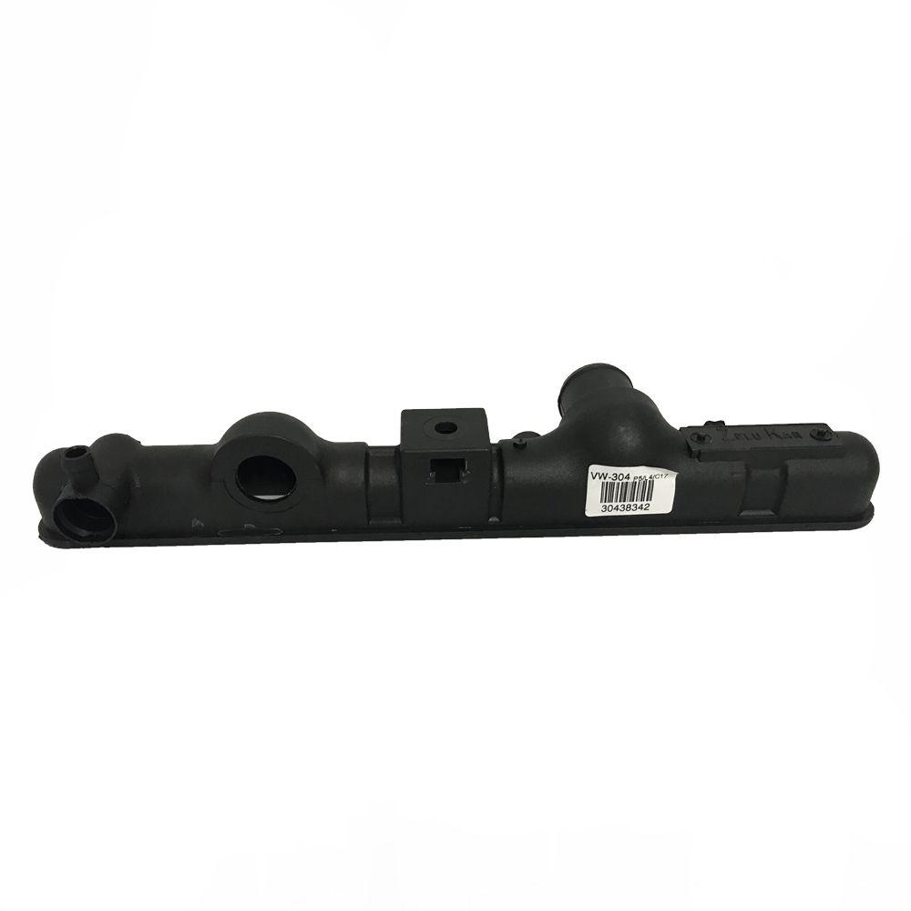 Caixa de Radiador Inferior Gol Bola Sem Cano 38mmx342mm