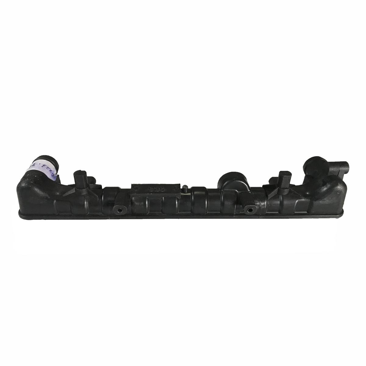 Caixa De Radiador Gol G5 Superior Cebolão Fechado 415mmx42mm