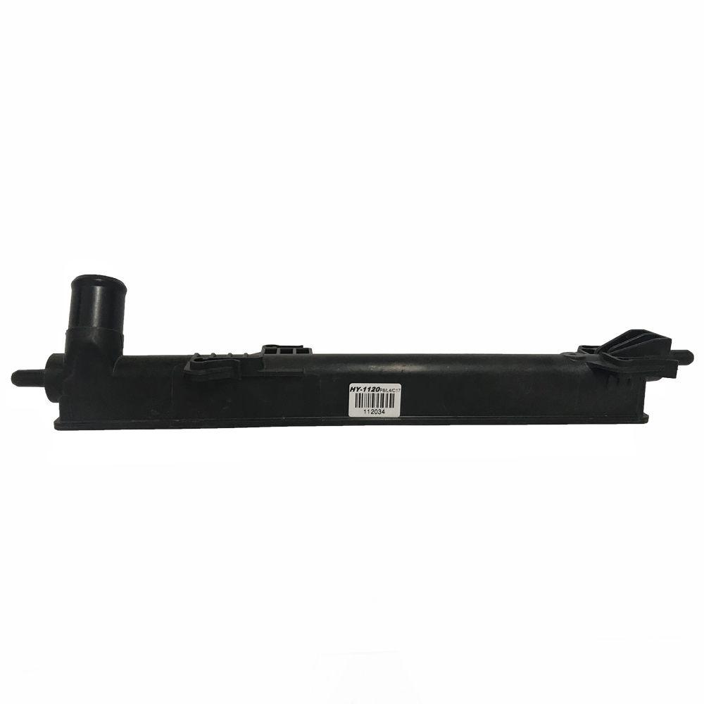Caixa de Radiador Inferior Hyundai HB20 Fino 34mmx392mm