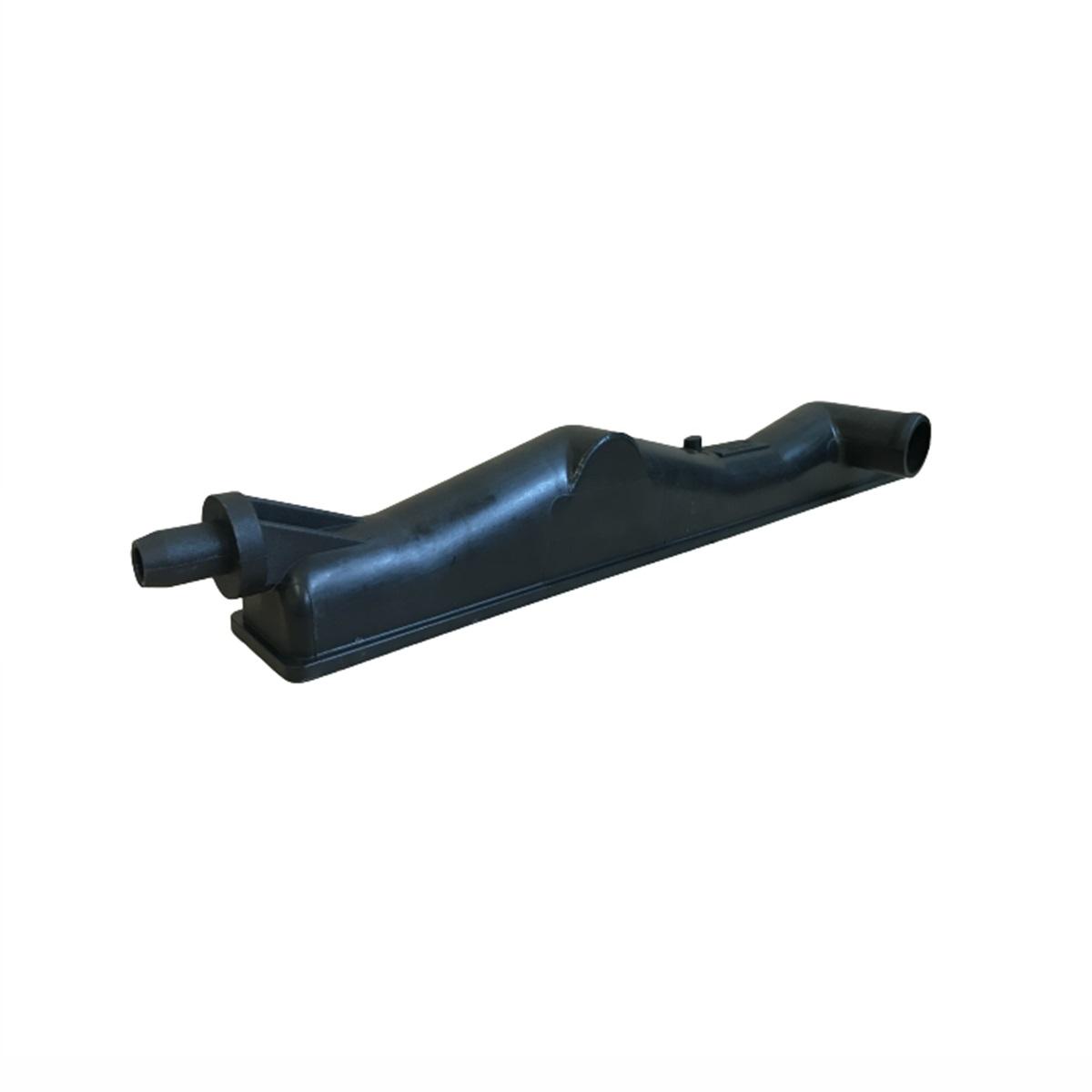 Caixa de Radiador Inferior Chevrolet S10 Delphi Gasolina 47mmx410mm