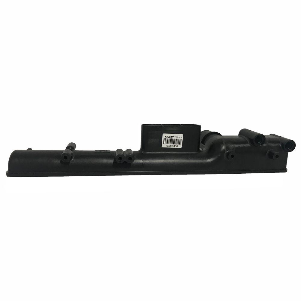 Caixa de Radiador Iveco Moderna Com Bico 55mmx458mm