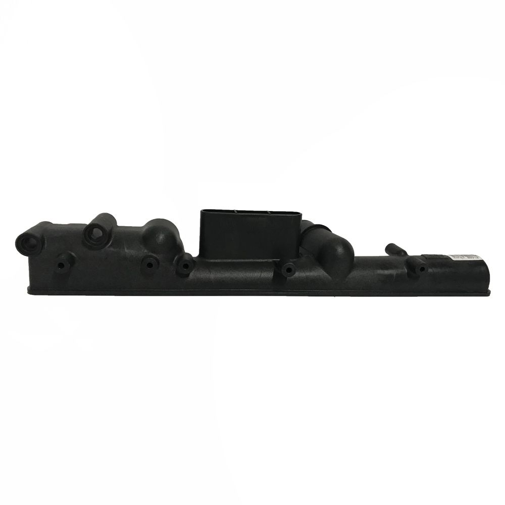 Caixa de Radiador Iveco Moderna Sem Bico 55mmx458mm