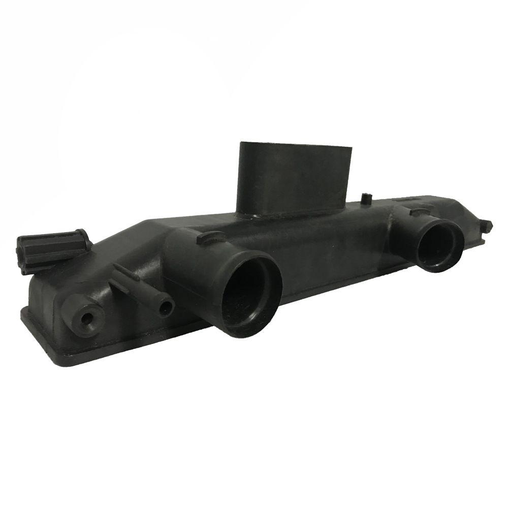 Caixa de Radiador Superior Iveco Behr 63mmx448mm