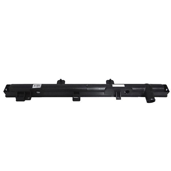 Caixa de Radiador Inferior Nissan Frontier Com Furo 51mmx711mm