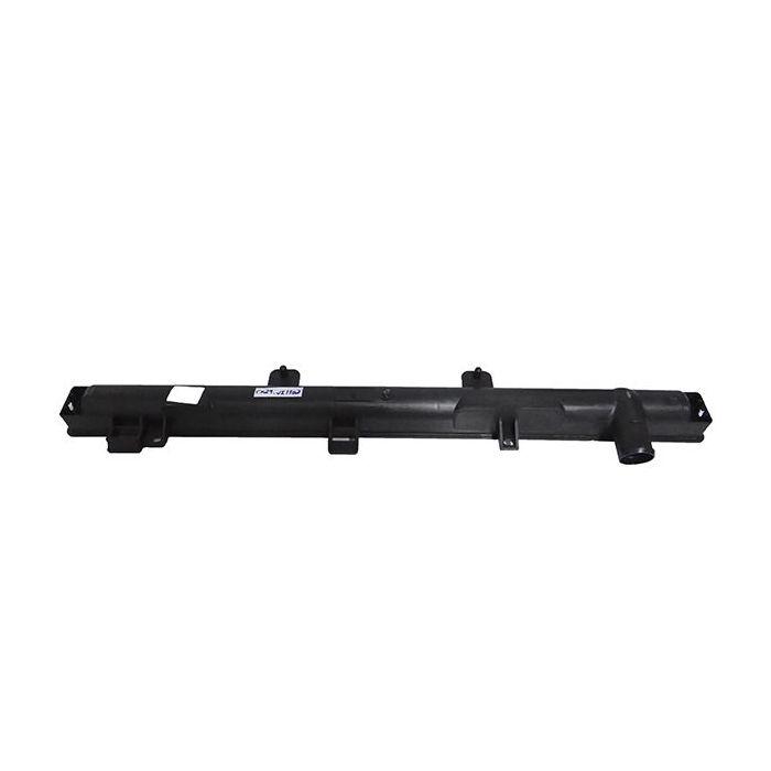 Caixa de Radiador Inferior Nissan Frontier Sem Furo 51mmx711mm