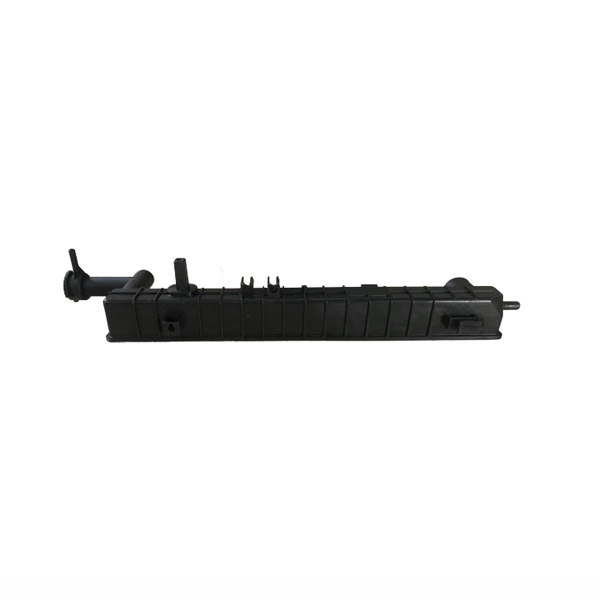 Caixa de Radiador Superior Hyundai Tucson / Kia Sportage C/Elemento Aberto 46mmx466mm