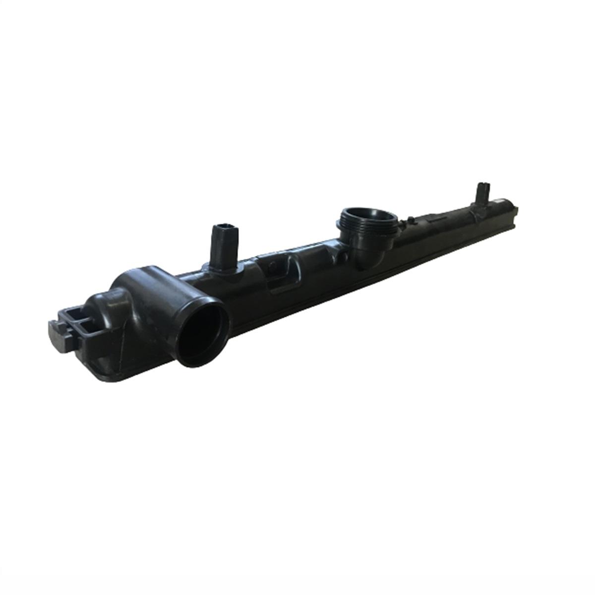 Caixa de Radiador Superior S10 Nova 2014 Bocal 48mmx657mm
