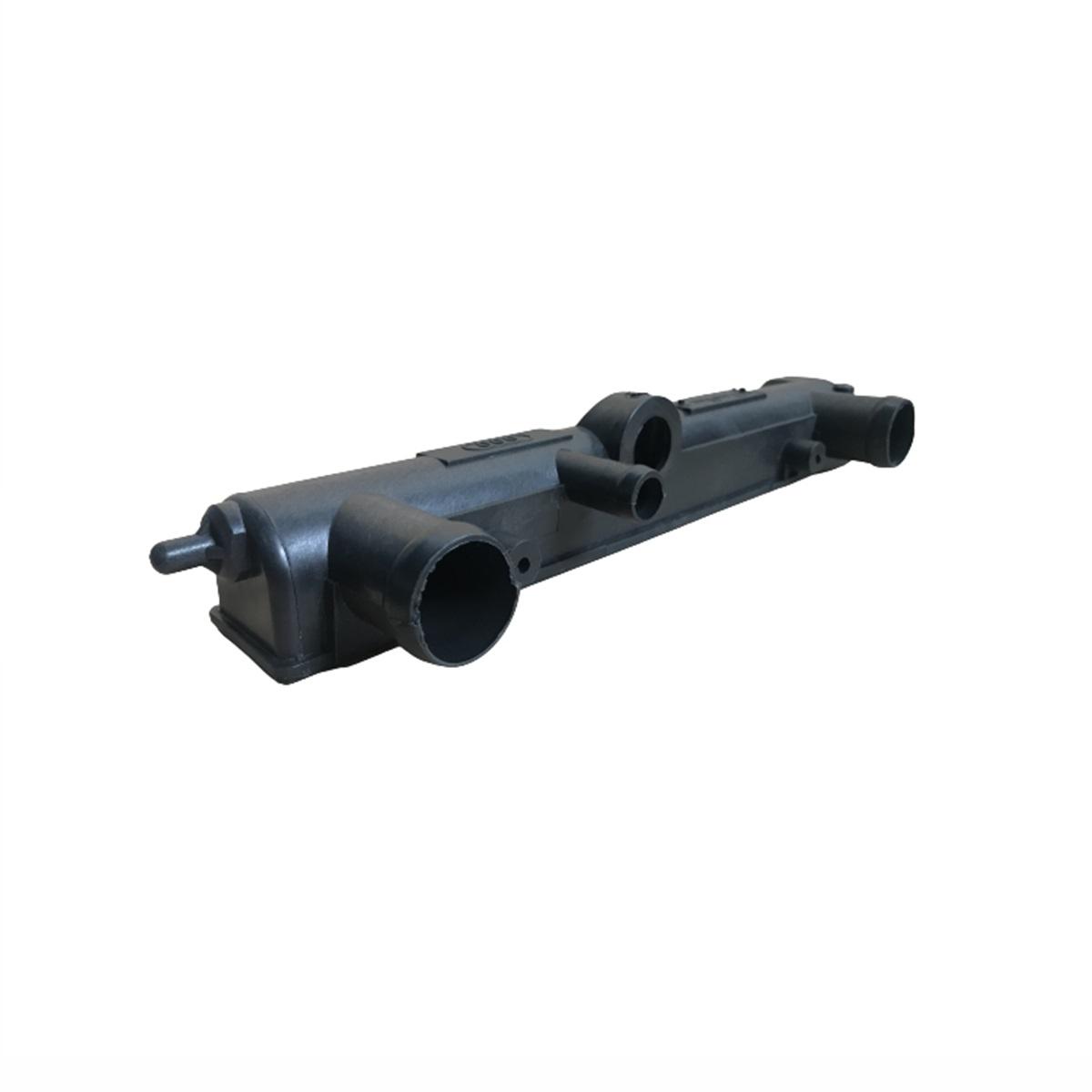 Caixa de Radiador Superior Santana 3 Saídas Sem Bico 47mmx322mm