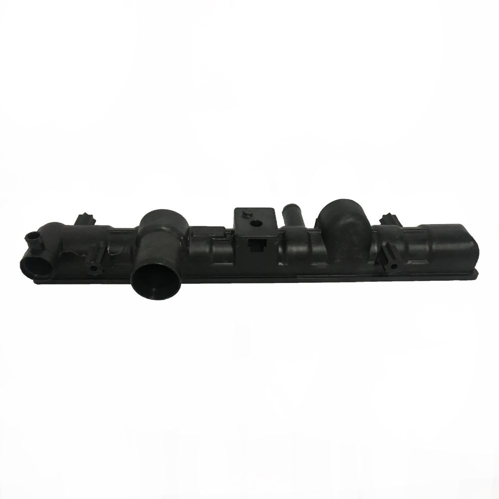 Caixa de Radiador Inferior Volkswagen Gol Modelo Visconde Com Cano 48mm344mm