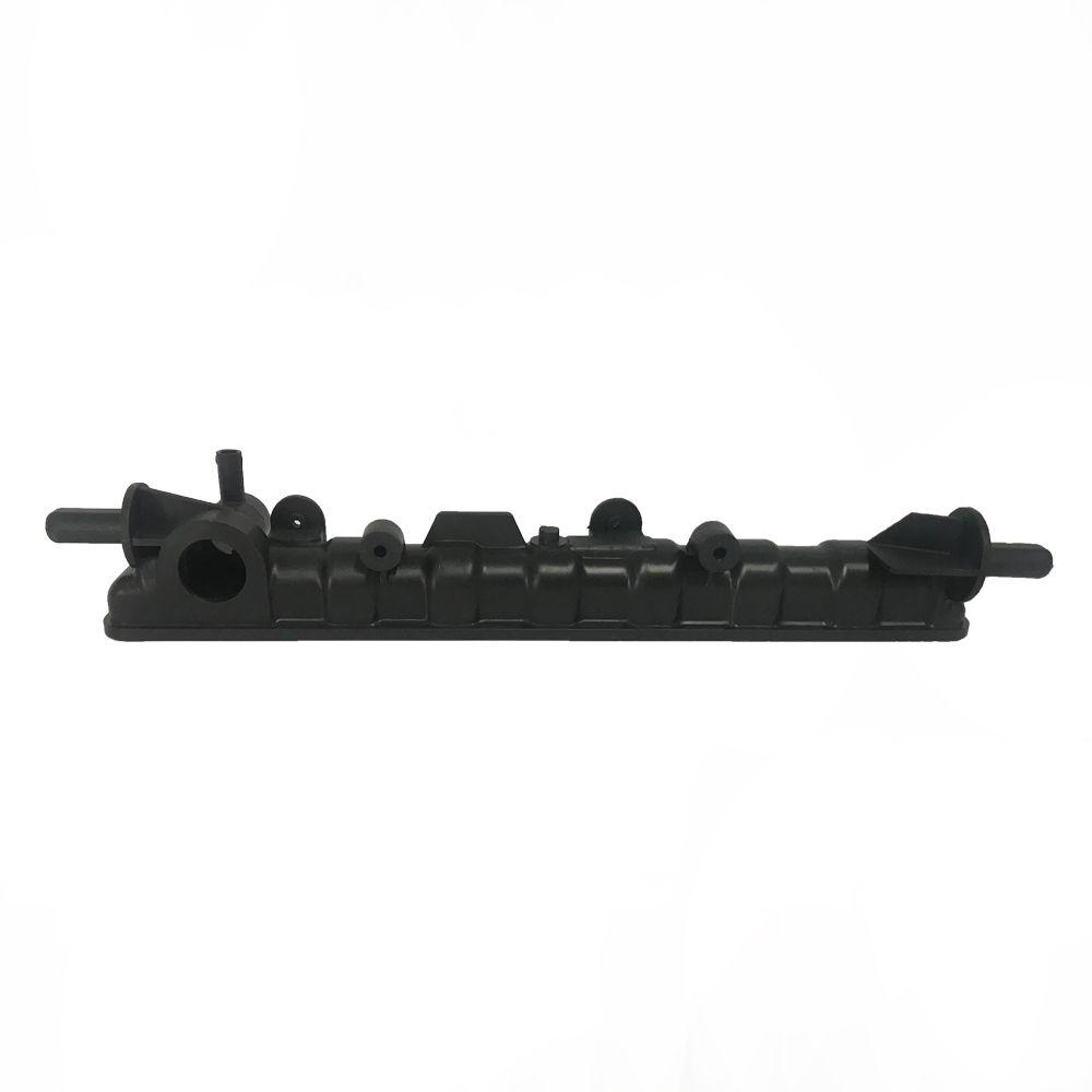 Caixa de Radiador Volkswagen Pointer Logus / Ford Escort S/Ar Cebolão Aberto 38mmx324mm