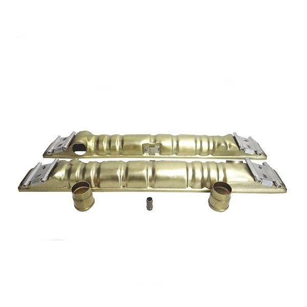 Conjunto de Caixa Radiador Mercedes L1620 1620 OF1721 OF1722 L1723 S1723 2423 1620