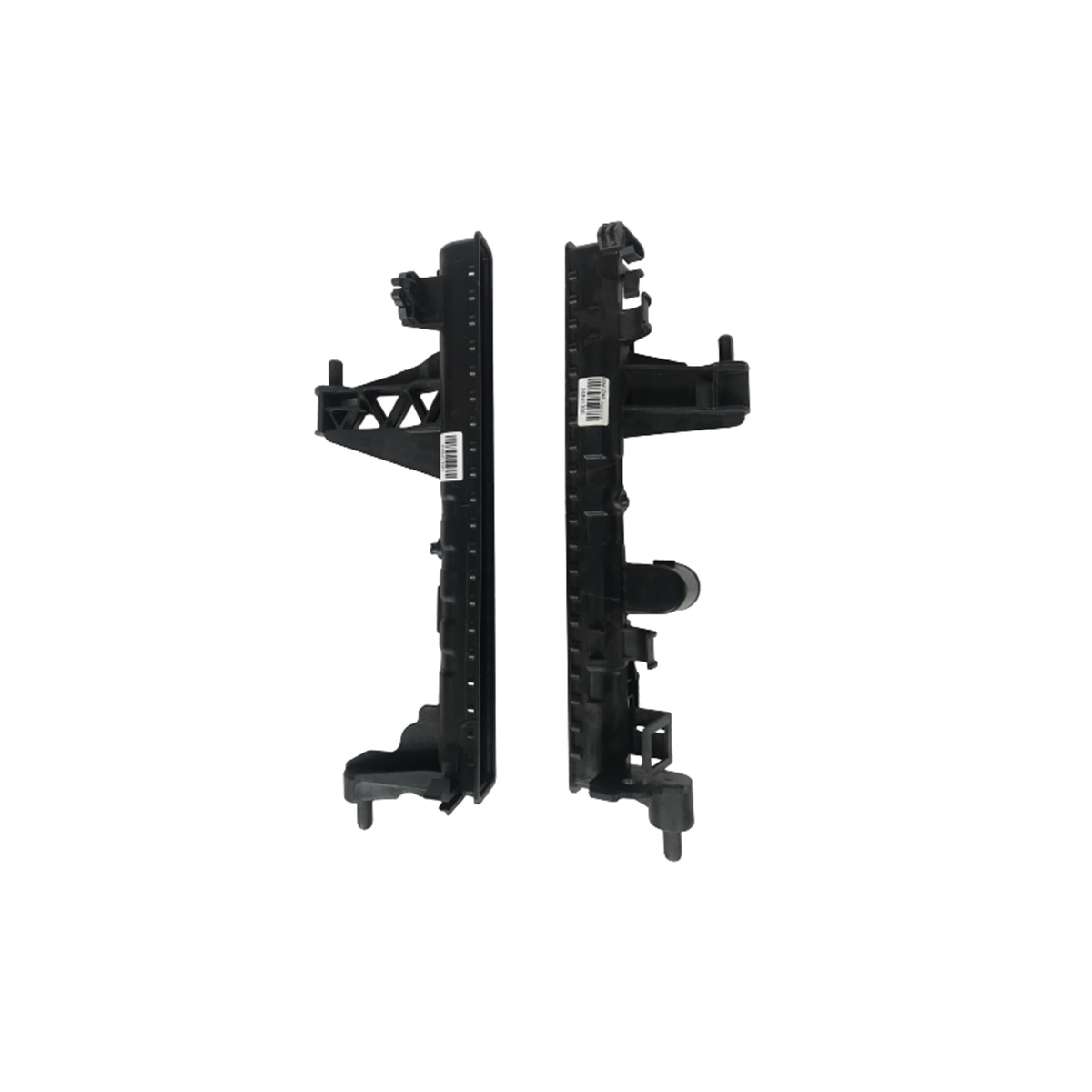 Conjunto de Caixa Radiador GM Agile Montana 1.4 / 1.8 8v Flex 2010 a 2014