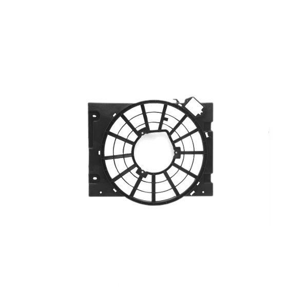 Defletor do Condensador Chevrolet Gm Astra Zafira Vectra Com Ar