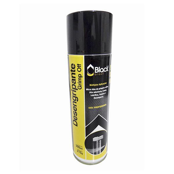 Desengripante Grimp Off 300ml Black Brasil Kit Com 12