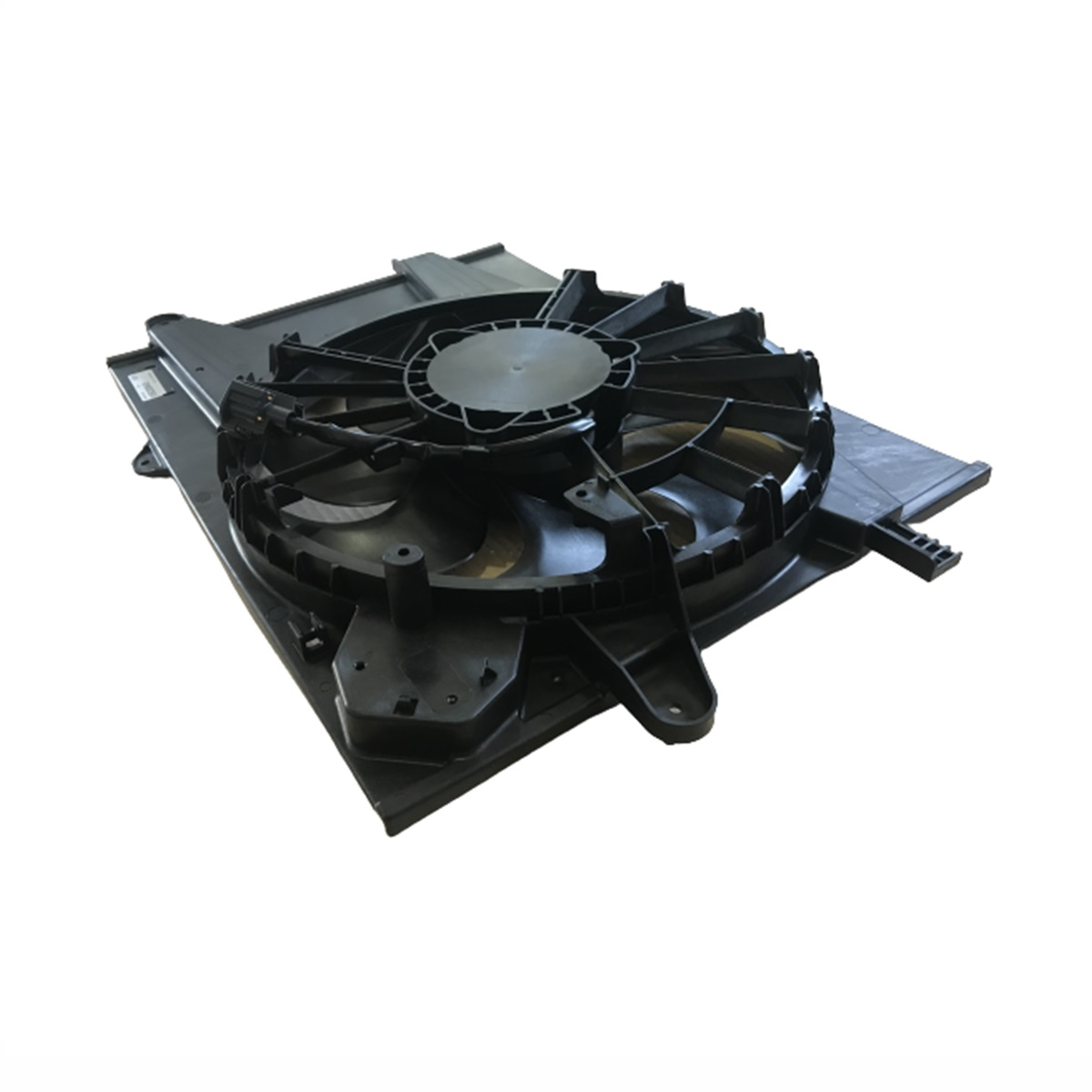 Eletroventilador Completo Gm Cobalt/ Onix/ Prisma/ Spin 1.0/1.4/1.6/1.8 17/19 Flex Manual