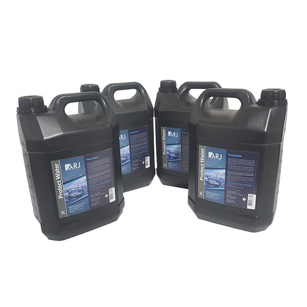 Protect Water Água Desmineralizada Arj 5lts Kit Com 4 Unidades