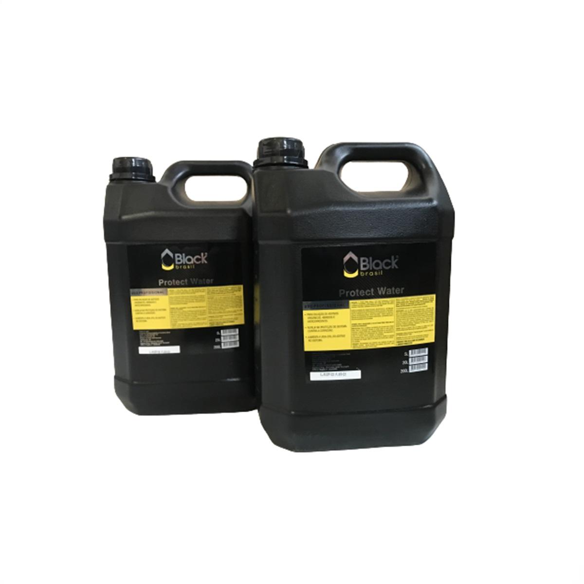 Protect Water Água Desmineralizada Black 5lts Kit Com 2 Unidades