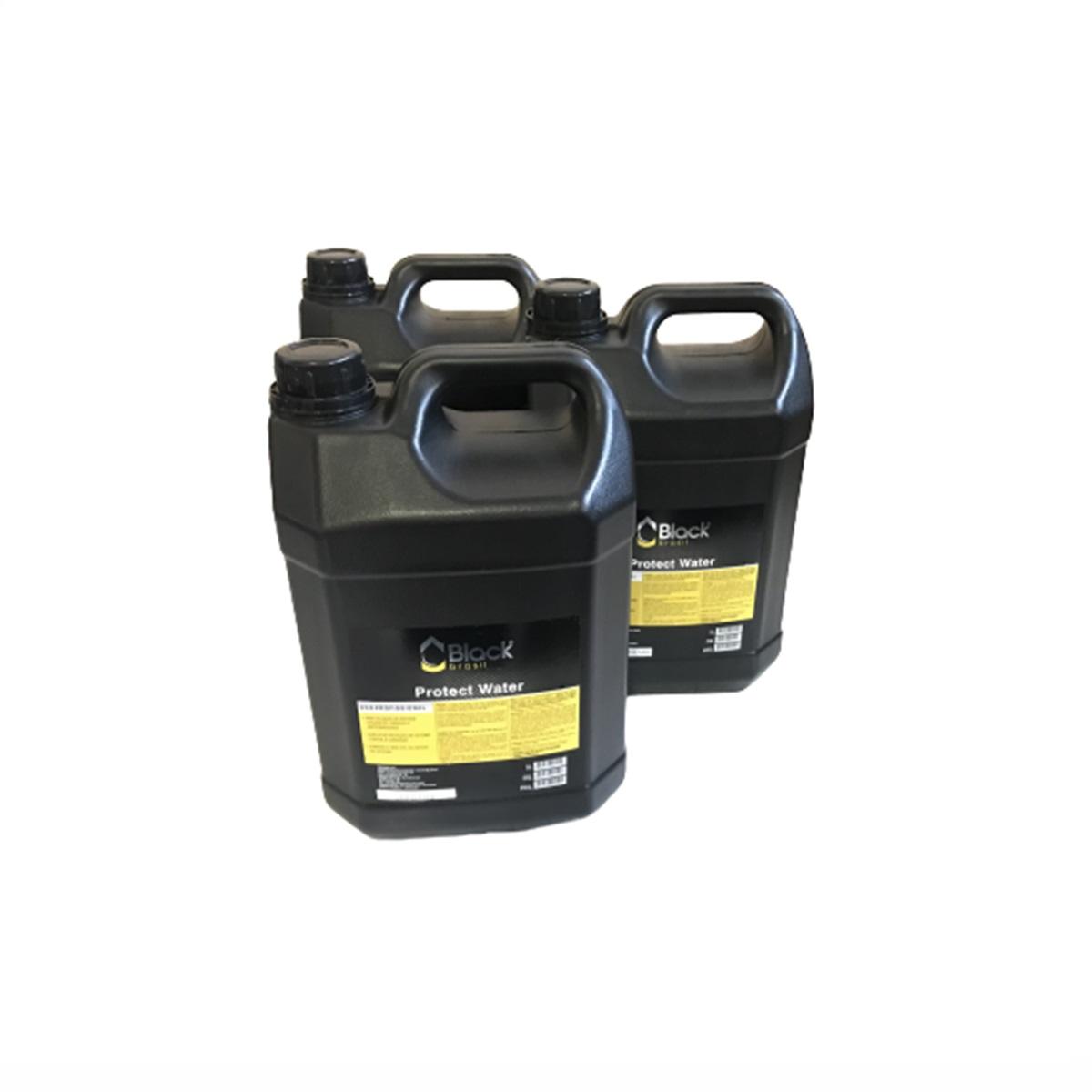Protect Water Água Desmineralizada Black 5lts Kit Com 3 Unidades