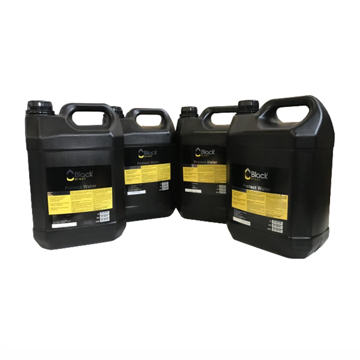 Protect Water Água Desmineralizada Black 5lts Kit Com 4 Unidades